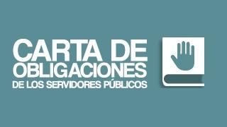 Carta de obligaciones de los servidores públicos
