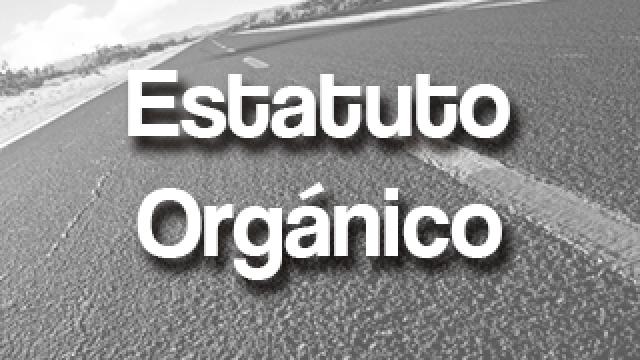 Estatuto orgánico